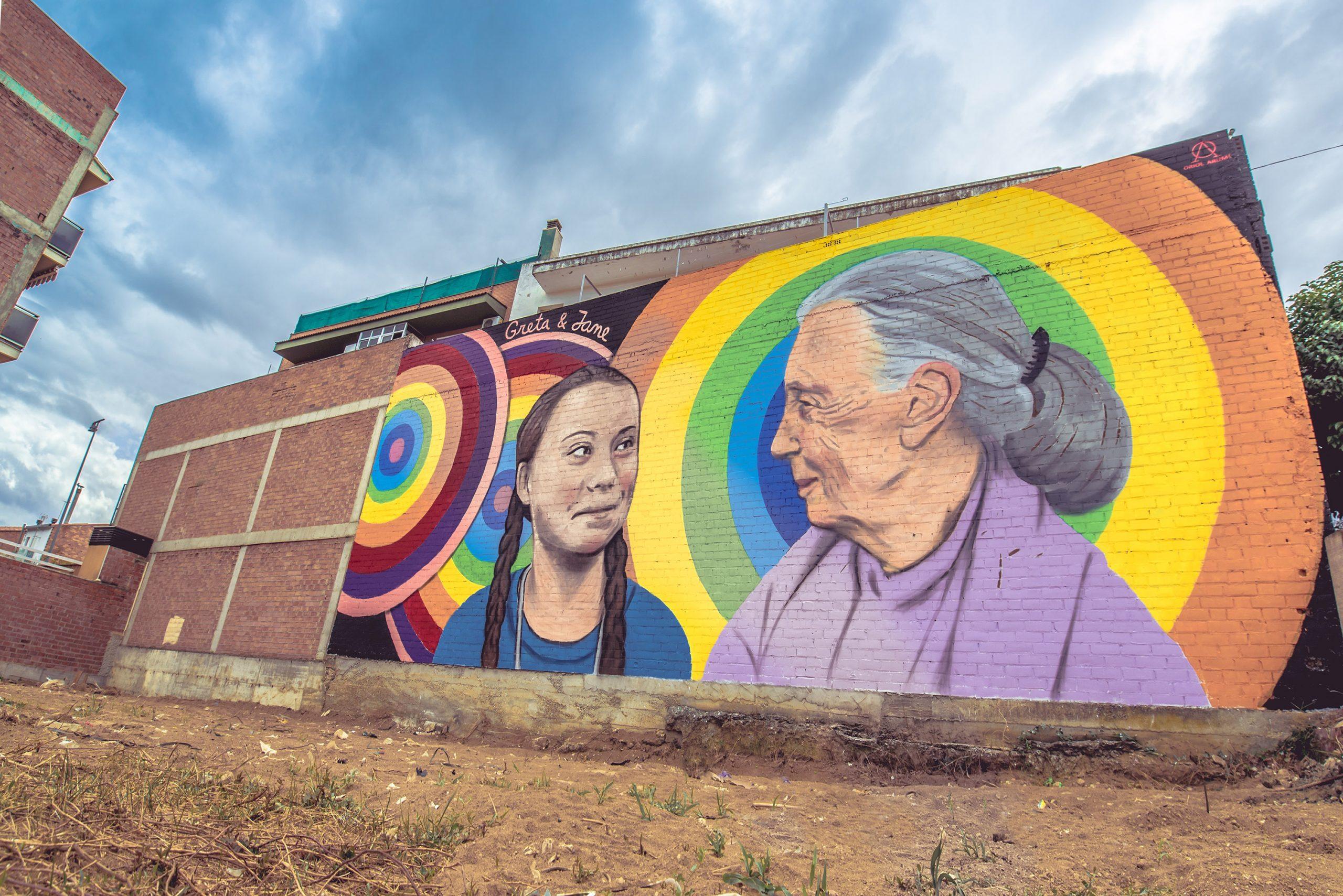 Premi del públic del 3r Torrefarrera Street Art Festival